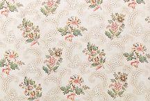 19th century: 1830s: Fabrics / 1830s fabrics