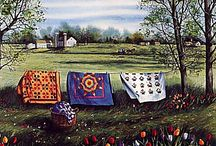 Quilts Etc. #1 / by Judith Hindall