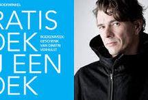 """Boekenweek / De Boekenweek is een sinds 1932 jaarlijks terugkerende """"week"""" van tien dagen in maart ter promotie van het (Nederlandstalige) boek. (In 1930 begon het met een Boekendag op 15 november, georganiseerd door de Nederlandsche Uitgeversbond.) Tijdens deze week geven participerende boekwinkels bij besteding van een bepaald bedrag het boekenweekgeschenk, een gezamenlijke uitgave van het Stichting Collectieve Propaganda van het Nederlandse Boek (CPNB) en Boek.be."""