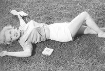 Marilyn Monroe <3 / by Hannah Jones