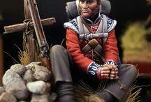 Waterloo / Le 18 juin 1815, la défaite de Waterloo entraine non seulement la fin du règne de Napoléon, mais aussi la naissance d'un nouvel équilibre européen. Voir également le tableau : Napoléon Bonaparte