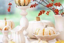 fall weddings/events