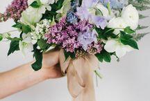 Spring Wedding Flower Inspiration