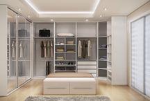 Casa nova closet