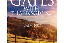 New Thanksgiving Banners from PraiseBanners / Thanksgiving Banners for Church and other Worship Spaces