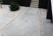 Moderní schody