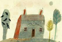 Cottage art / by Julie Fillo