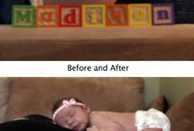 Baby picture ideas / by Chrissy Romeo