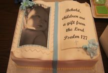Religious Cakes / Baptisms, christenings, Bar Mitzvahs and so many other sacred events come only once in a lifetime.  Make sure the centerpiece of your celebration is exactly what you desire.  From your concept to our flawless execution, The Icing is here to provide the showpiece to honor this special day.​