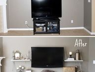 Our Home - Living Room / by Stacy