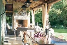 Exterior Rustic design / Ideas & inspiration for exterior house and garden