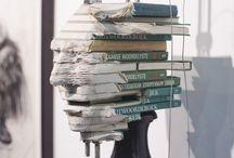 Skulpture/Paper Art/Skulptur i papper