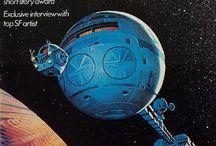 Retro  Sci Fi
