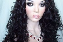 Lace Front Wigs / by Transgendered.net: Male to Female Transformations