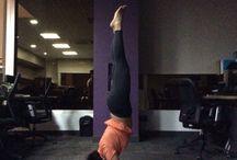 My pose / Exercises / by Cori Baybay