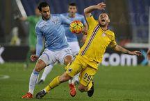 LAZIO vs SAMP / Imágenes del partido de #SerieATIM #LazioSamp  Lazio-Sampdoria 1-1 FT