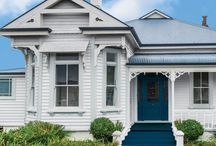 House exterior / Exterior house colours and designs