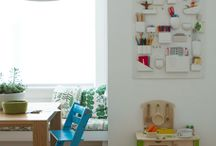 Living with kids / Playful living areas, eco-friendly and chic ideas to integrate a kid's perspective in your home. Get inspired!