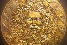 MYTHOLOGY-Greece-Arcaeological places