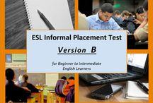 Education   ESL