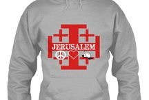 Jerusalem Shirts