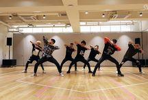 practice dance kpop