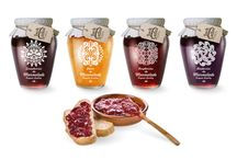 Packaging Honey & Marmalade