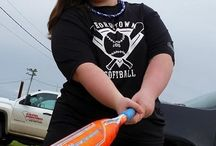 2015 Ponytails Softball (Misfits) / Georgetown, South Carolina