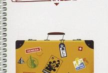 Travel journal / by Kokeshette