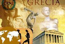 GRECIA / Grecia clásica y Grecia actual