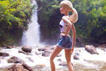 Barbie  / Muhteşem Barbieleri daha yakından tanıyoruz Made To Move Fashonistas LOOK...