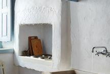 Cycladic Houses