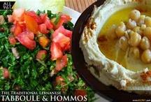 yummy food / by Litsa Kyriacopoulos