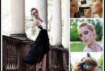 Líčení a účesy/Makeup and Hairstyles / Výsledky mé práce a fotografa Jana Krahulce Showcase of my work and photographer Jan Krahulec