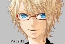 Vocaloid Valshe