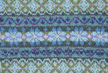 Mønstre - strik