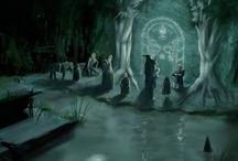 Hobbit / Władca Pierścieni