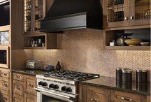 Kitchen renos