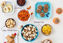 Favorite Snack Recipes / My favorite snack recipes! Create your own for a chance to win a year of Naturebox at contests.tailwindapp.com/naturebox/365-days-of-snacks