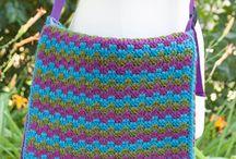 Crochet Accessories - purses, hats, etc / by Diane Rose