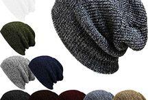 Men's Crochet Hats