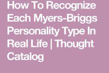 Meyers-Briggs