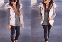 Girls styling