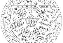 Magik, Alchimy, Cabbala, Spirits, Mistic / by Stella-Stroy-DV