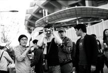 Jade Photography and VagabonDom  / Links to my blog posts. #photography #streetphotography #korea #film