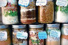 Pantry goods -long term storage