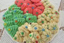 Baka / Recept på kakor, tårtor och andra efterrätter
