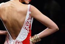 Volantes pa la falda / Trajes de flamenca que me encantan.