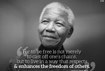 South Africa & Our Hero's / ♥ for the love of SA