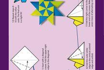 tea origami